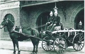 1910: Metropolitan Fire Brigades