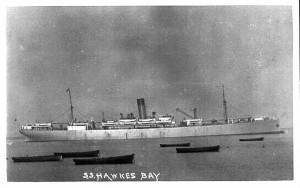 SS Hawkes Bay